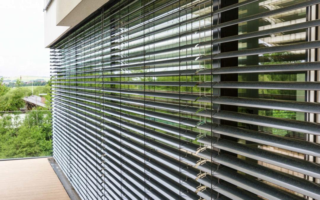 Sonnenschutz und IO Haussteuerung